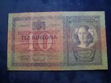 10 Kronen 1904 Banknote - Schein Österreich  / Ungarn W17/768