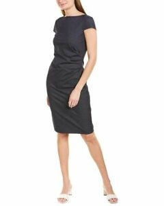 Weekend Max Mara Avori Sheath Dress Women's Blue L