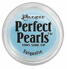 Ranger - Perfect Pearls Pigment Powder - Turquoise - Blue