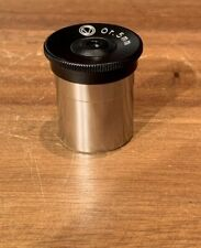 "Vixen telescope refractor reflector eyepiece .965"" 5mm orthoscopic Tasco JAPAN"