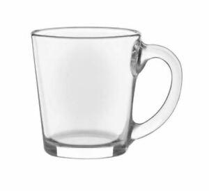 Libbey All-Purpose Glass Mug Set, Set of 12