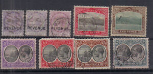 Dominica Small early used collection