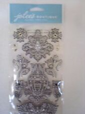 Jolee's Boutique 11 pc dimensional stickers - BLING JEWEL CLUSTERS