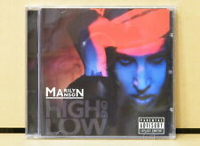 MARILYN MANSON The High End Of Low Korea PROMO CD Insert Mint