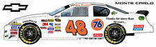 CD_1162 #48 Jeffrey Earnhardt Union 1976 Monte Carlo 1:64 decals ~OVERSTOCK~