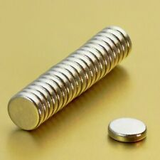 20pcs 4mm x 1mm Silver Round Disc Neodymium Magnets Super Mini Small Magnet Set