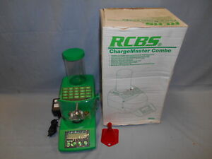 RCBS Charge Master 1500 Combo Powder Dispensing System 98923