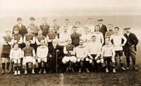 The Coventry City And Aston Villa Football Teams 1913 6x4 PHOTO