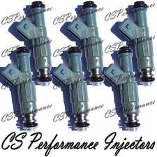 Oem Bosch Fuel Injectors Set 6 0280155715 For 96 98 Ford Mercury 30l V6 181