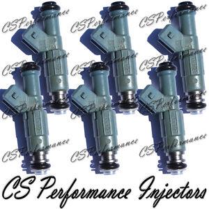 OEM Bosch Benzin Injektoren Set (6) 0280155715 Für 96-98 Ford Merkur 3.0L V6 181