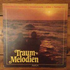"""AMIGA Studio Orchester - Traum-Melodien - 12"""" LP Vinyl Schallplatte"""
