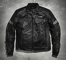 Harley-Davidson Men Motorcycle Jackets with Removable Lining