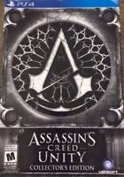 Assassin's Creed Unity Collector's Edition Collectibles PlayStation 4 PS4  Read
