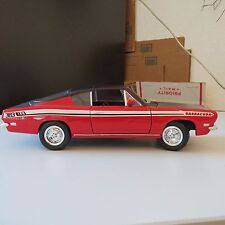 1969 PLYMOUTH BARRACUDA 383 ROAD SIGNATURE 1:18 SCALE DIECAST