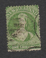 New Zealand 37a Used perf 12.5 1864