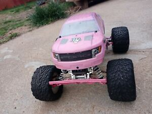 Custom Traxxas Stamped 1/10 Scale