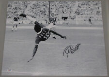 PELE Hand Signed BRAZIL 16'x20' Photo 3 + PSA DNA COA  *BUY 100% GENUINE PELE*