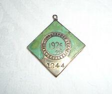 More details for rare old 1920's cheltenham steeplechase horse racing club member badge