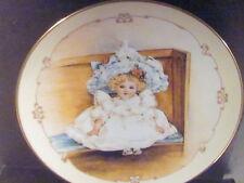 Hamilton 1989 Maud Humphrey Bogart Little Ladies SARAH  Ltd Ed Plate