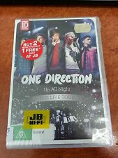 One Direction Up All Night The Live Tour DVD (17323)