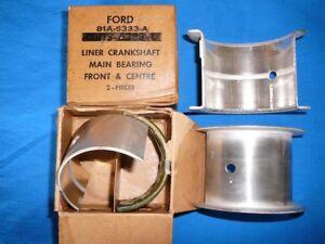 Flathead Ford Main Bearing Set 1939 - 1948 at Standard