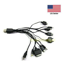 Multi 10 in 1 Universal Multi-Function USB Charging Cable