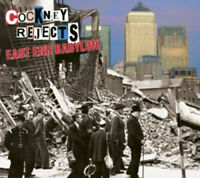 Cockney Rejects : East End Babylon CD (2012) ***NEW*** FREE Shipping, Save £s
