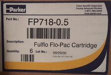 FP718-0.5 Parker Fulflo Flo-Pac Cartridge (Box of 6)
