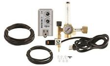 Titan Controls® CO2 Regulator Deluxe Kit with Cycle Timer and Co2 Tubing