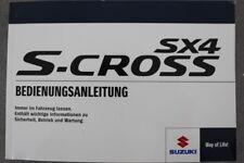 suzuki sx4 bedienungsanleitung