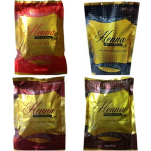 Natural Henna Powder 150g For Hair & Hand Red Black Burgundy Brown / CHOOSE حنه