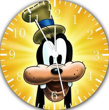 """Disney Goofy wall Clock 10"""" will be nice Gift and Room wall Decor E135"""