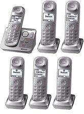 Panasonic KX-TGL463S + 3 KX-TGLA40S Handsets Bluetooth Cordless Phone System