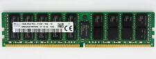 SK Hynix 16GB DDR4 2133MHz SERVER ECC Registered RDIMM RAM 2Rx4 HMA42GR7MFR4N-TF