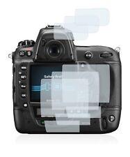 Nikon D3S DSLR Camera, 6 x Transparent ULTRA Clear Camera Screen Protector