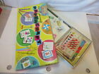 Vintage 1960 Do It Yourself Papercraft Crafting Toy Playset