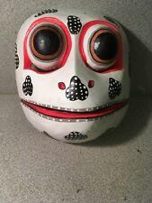 Oriental Mask With A Weird Face