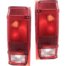 PAIR OF 2 NEW TAIL LIGHT LENS AND HOUSING SET OF 2 LH & RH SIDE FITS FORD RANGER
