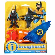 NIB Fisher-Price Imaginext Wind Jammer