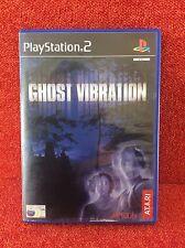 Ghost VIBRATION REGNO UNITO PAL ps2 PLAYSTATION 2
