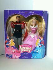 Disney Parks Special 40th Anniversary Sleeping Beauty Prince Phillip Doll NIB