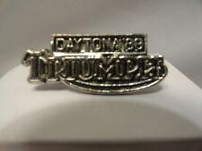 Triumph Daytona 88 Motorcycle Pin