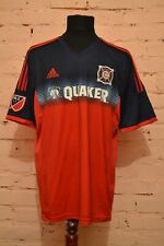 FC CHICAGO FIRE HOME FOOTBALL SHIRT 2014/2015/2016 SOCCER JERSEY USA MLS MENS XL