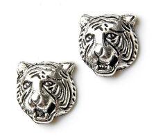 Tiger Head Cufflinks - Gifts for Men - Anniversary Gift - Handmade - Gift Box