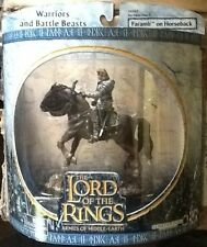 Lord of the Rings Faramir on Horseback Warriors and Battle Beasts MINT AOME