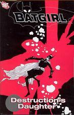Batgirl: destruction's Daughter TP