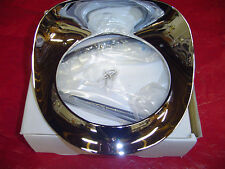 1955-57 CHEVY & GMC CHROME HEADLIGHT BEZELS WITH SEALS & HARDWARE