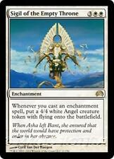 SIGIL OF THE EMPTY THRONE Planechase 2012 MTG White Enchantment Angel RARE