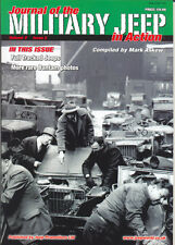 The Military Jeep in Action book Willys MB Ford GPW WW2 V2 Issue 2 Jeeps US Army