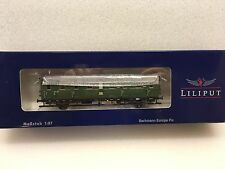 Liliput L334048 H0 2nd Class Coach B 541-420 DR Epoch III New Boxed T48 Post